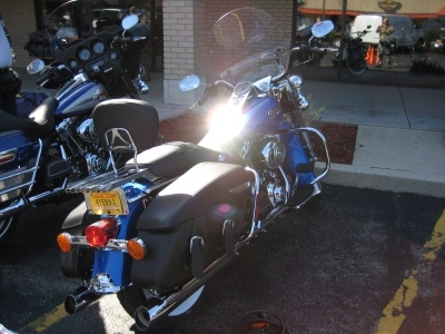 Harley-Davidso Road King