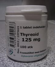 erfa thyroid pris